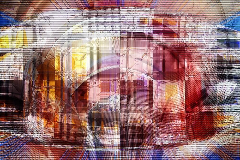 The sum of all parts by Benedikt Amrhein