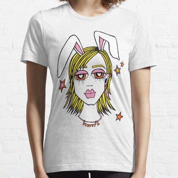 FLUFFY BUNNY (girl) Essential T-Shirt
