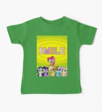 Smile! - Pinkie Pie Baby Tee
