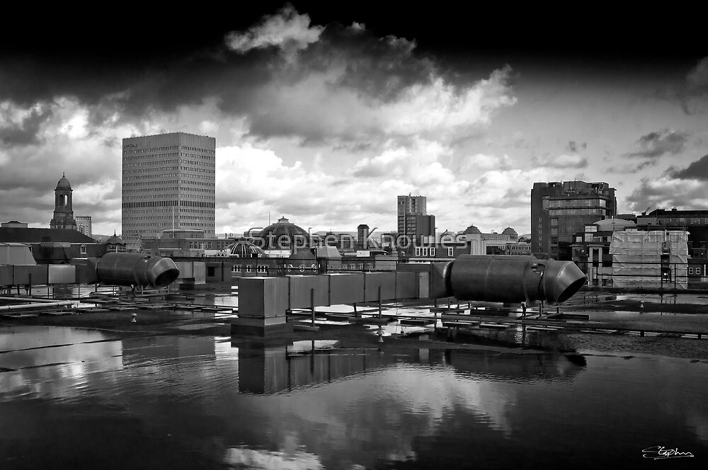 Moody Manchester by Stephen Knowles