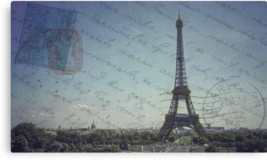 Love Letters by cavan michaelides