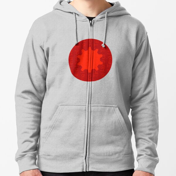 Hero Of Time Zipped Hoodie