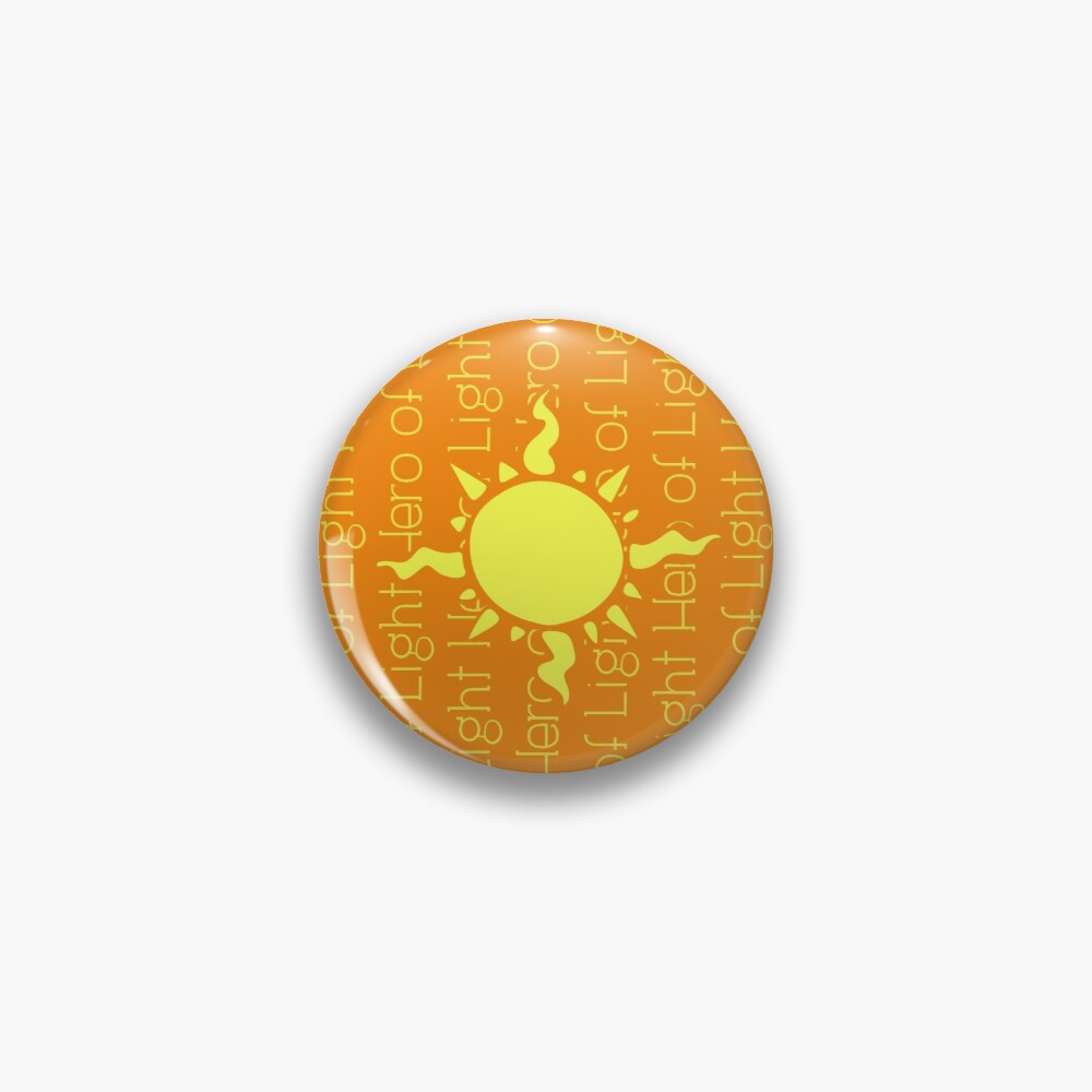 Hero Of Light Pin