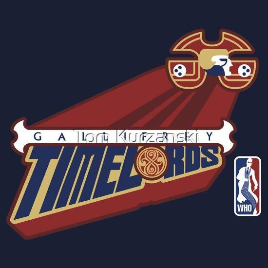 TShirtGifter presents: Gallifrey Timelords