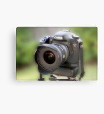 Canon EOS 7D Metal Print