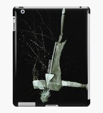 Let's Draw Sherlock The Reichenbach Fall iPad Case/Skin
