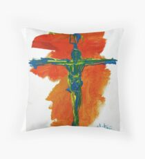 Gospel of Matthew 2008 Throw Pillow