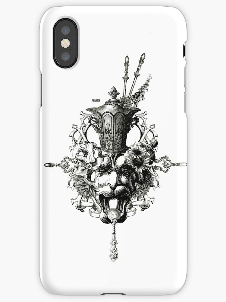 Queen Delieahl (iphone case art) by Philomena Primrose