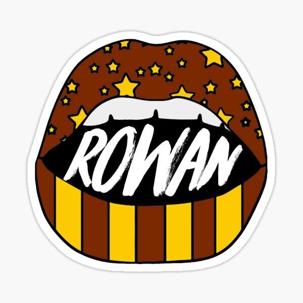 Rowan Lips Sticker
