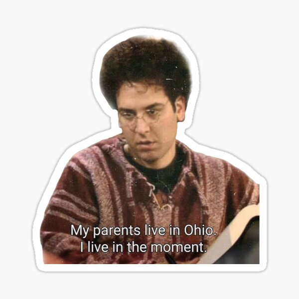 Ted Mosby (HIMYM) Sticker