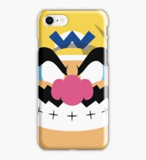 Wario Minimalistic Design iPhone Case/Skin