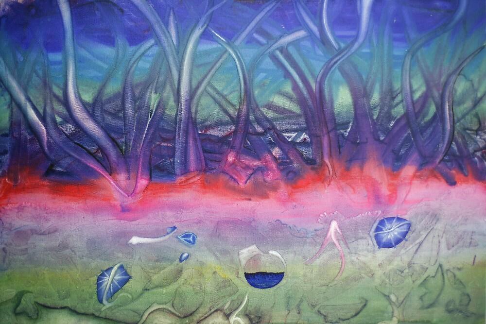 Ocean Floor by paulbrinkart