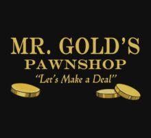 Mr. Gold's Pawnshop