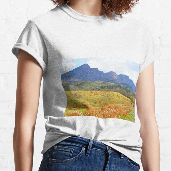 Flinders Ranges spring time, Outback, Australia Classic T-Shirt