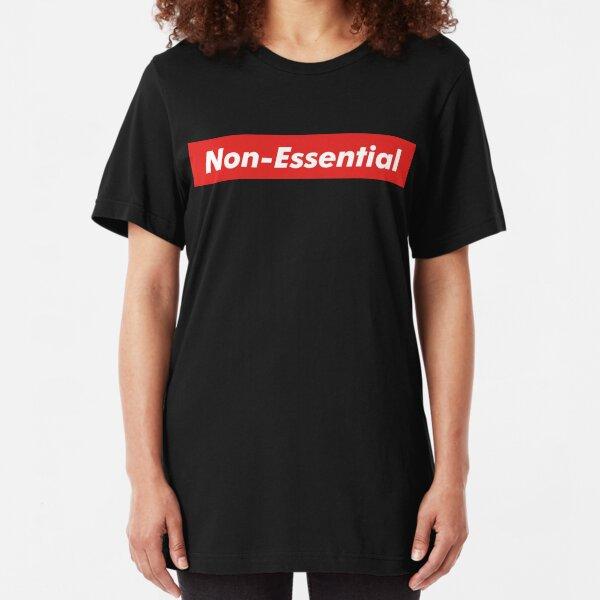 Non-Essential Slim Fit T-Shirt