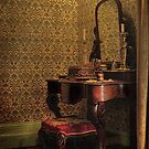 The Dressing Table ~ Monte Cristo, Junee NSW by Rosalie Dale