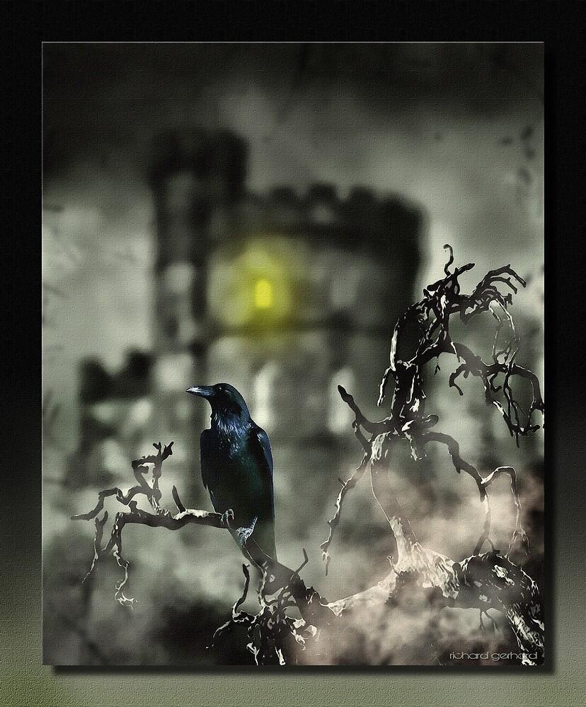 Nevermore by Richard  Gerhard
