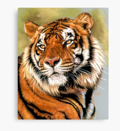 Power and Grace Canvas Print