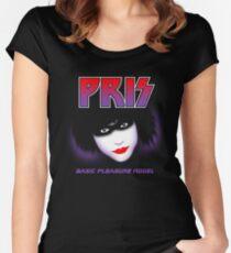 Pris - Basic Pleasure Model Women's Fitted Scoop T-Shirt