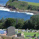 Ocean cemetery by Paul Buckley