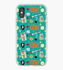 Once Upon A Time | Turquoise iPhone Case