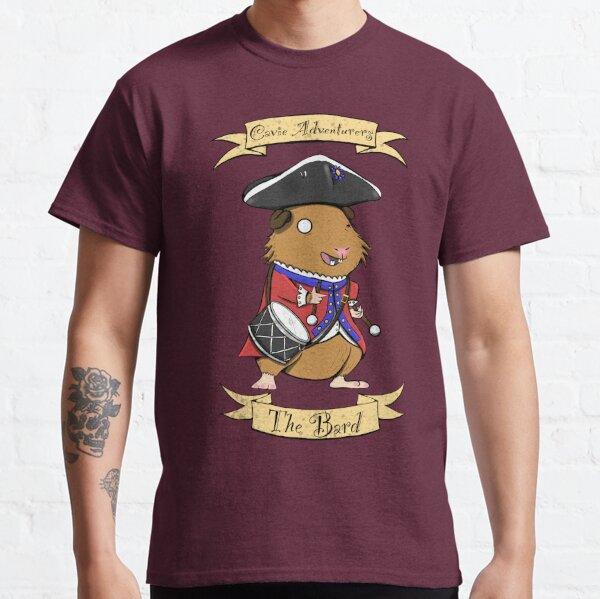 Cavie Adventurers - The Bard Classic T-Shirt