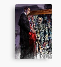 Dorian Gray revisted Canvas Print