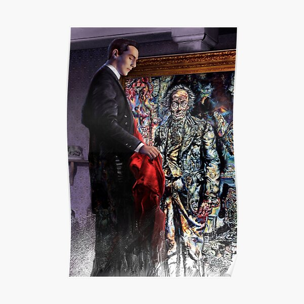 Dorian Gray revisted Poster