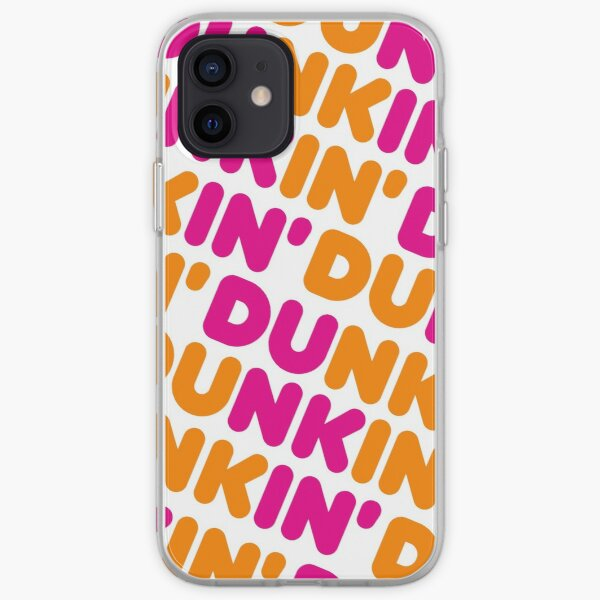dunkin case iPhone Soft Case