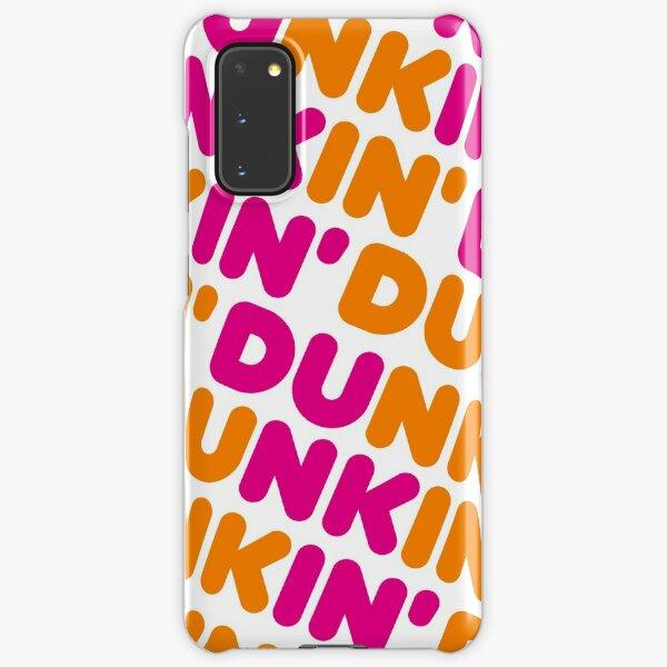 dunkin case Samsung Galaxy Snap Case