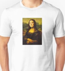poot lovato/ mona lisa Unisex T-Shirt