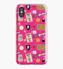 Once Upon A Time | Pink iPhone Case/Skin