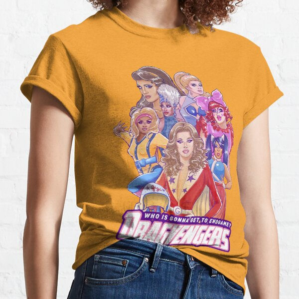 RuPaul's Dragvengers Classic T-Shirt