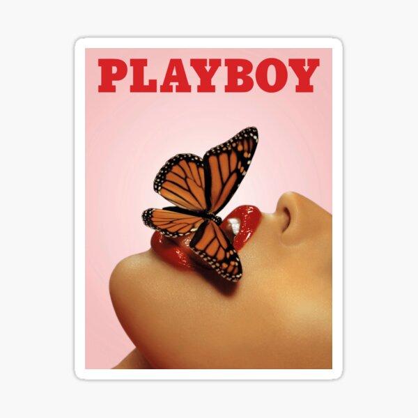 playboy butterfly  Sticker