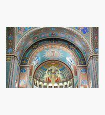 Votive Church of Szeged Photographic Print