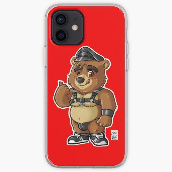 KINKY CUB - BEARZOO SERIES iPhone Soft Case