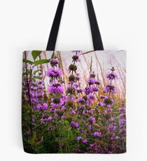 Wild Field Mint Tote Bag