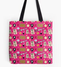 Once Upon A Time | Pink Tote Bag