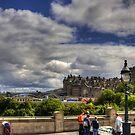North Bridge, Edinburgh by Tom Gomez
