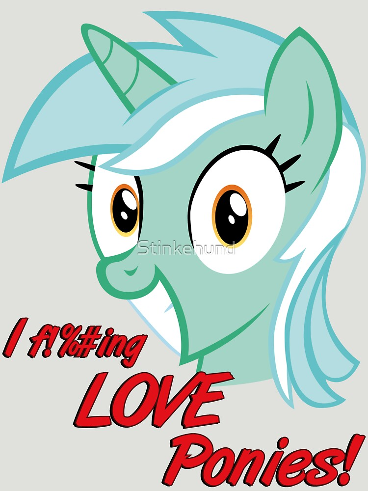I occasionally enjoy Ponies | Unisex T-Shirt