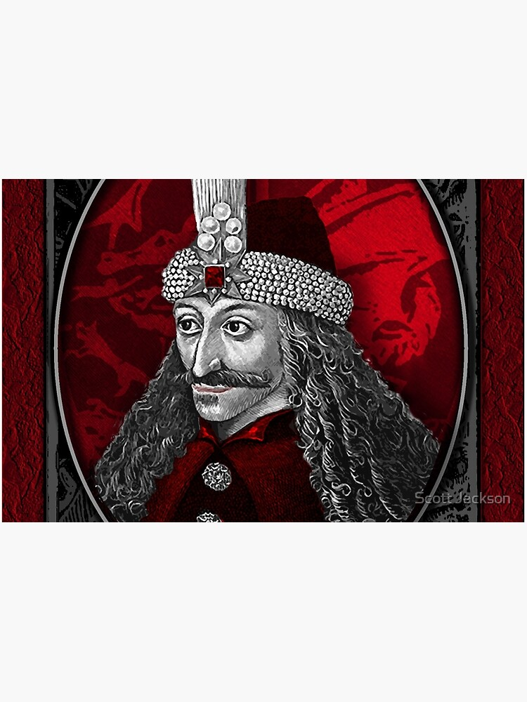 Vlad Dracula Gothic by themonsterstore