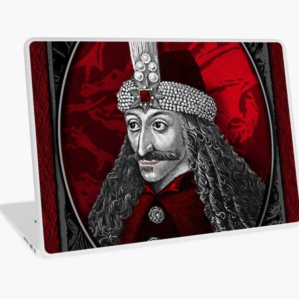 Vlad Dracula Gothic Laptop Skin
