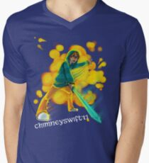 The ChimneySwift11™ Men's V-Neck T-Shirt