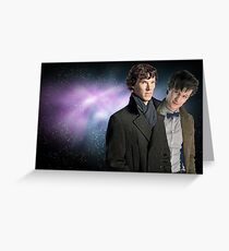 Wholock Greeting Card