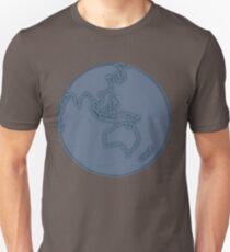 we live here Unisex T-Shirt