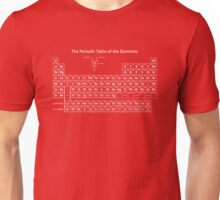 The Periodic Table of the Elements Unisex T-Shirt