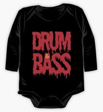 Drum & Bass  One Piece - Long Sleeve