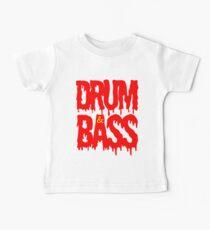 Drum & Bass  Baby Tee