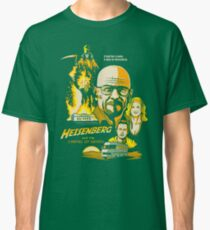 Heisenberg and the Cartel of Death Classic T-Shirt