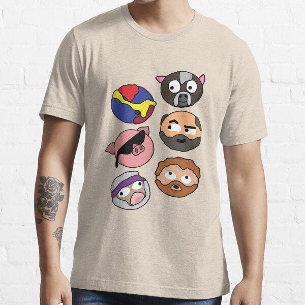 CraftedMovie crew Essential T-Shirt